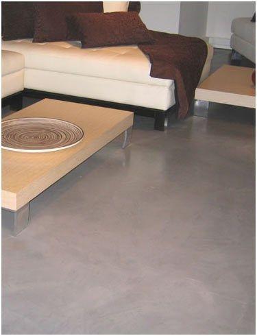Piso de cemento alisado casa web - Como colocar microcemento ...
