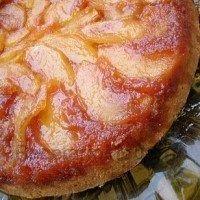 633 torta de manzana invertida
