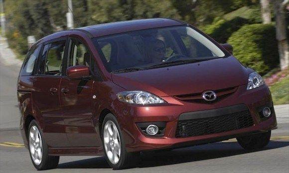 Mazda Mazda5 2011