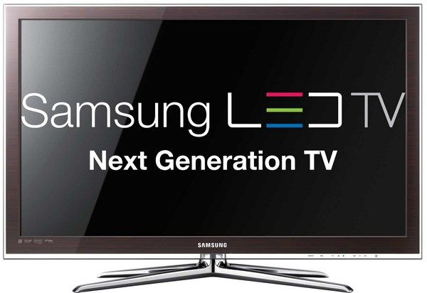 Samsung LED TV Full HD UE40C6620