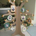 arbol genealogico manualidades