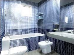 azulejos pequeños baño ceramica