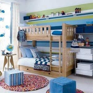boys bedroom ideas statement wall
