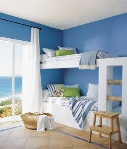 dormitorio tonos frios