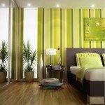 dormitorio verde 1