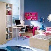 habitacion adolescente moderno decoracion