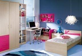 Dormitorio adolescente moderno decoracion casa web for Habitaciones juveniles economicas