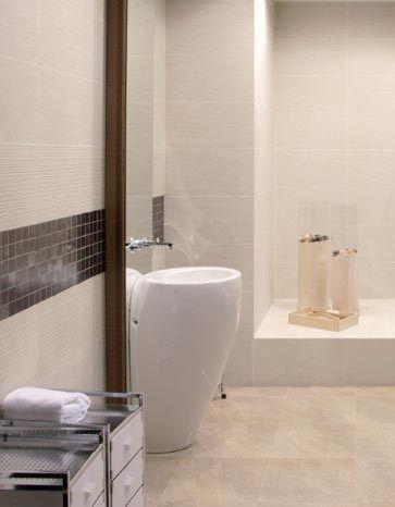 alicatado azulejos bao moderno - Alicatado De Baos
