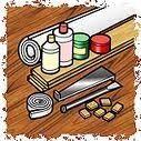 heramientas y materiales