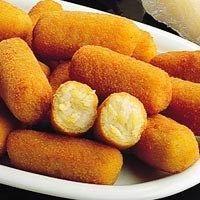 receta de croquetas de pescado para pascua