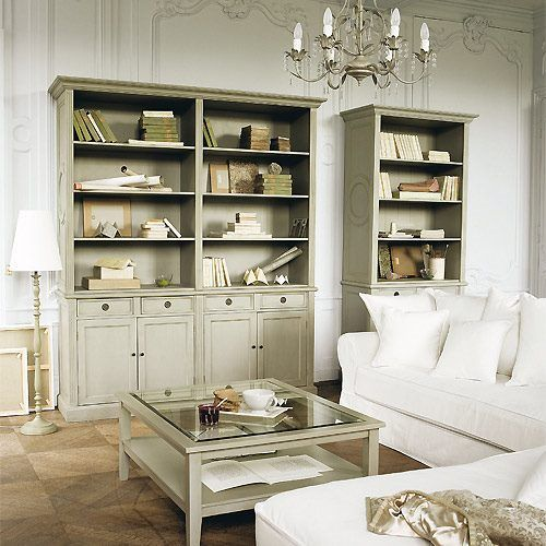 Biblioteca carpentier kb casa web for Muebles bibliotecas para living