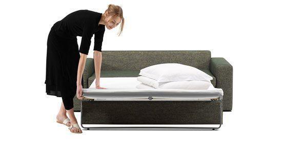 Sofa cama muebles doble funcion casa web for Mueble cama doble