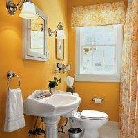 baños amarillos