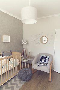 dormitorio para bebe moderno