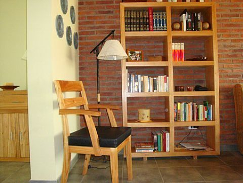 Eluun908 casa web for Muebles bibliotecas para living