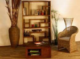 Living Con Bibliotecas De Madera Casa Web - Bibliotecas-de-madera
