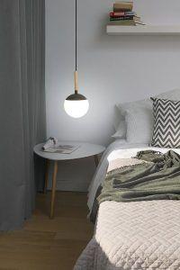 lampara moderna para domitorio