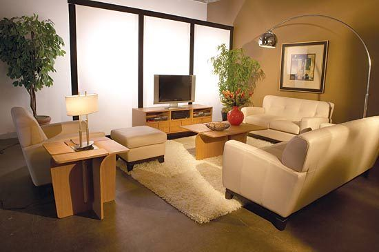 Como decorar un living casa web for Ideas para decorar living departamento