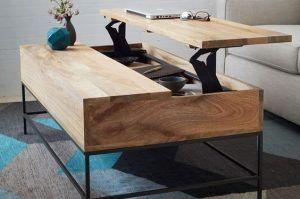 mesa sala de estar funcional