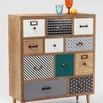 mueble moderno chic retro funcional