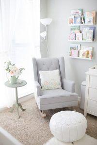sillon mecedor para habitacion de bebe