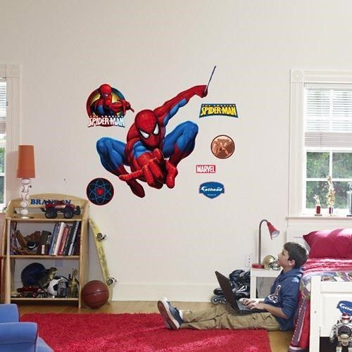 Vinillos de Spider-Man para tus niños