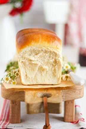Pan de molde receta