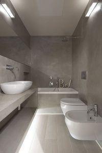 baños modernos chicos