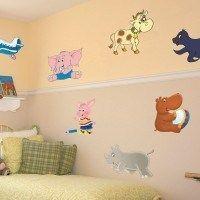 vinilos decorativos infantiles stickers 7005