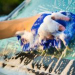 Como lavar un auto sin rayarlo