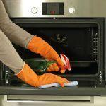 desinfectar cocina