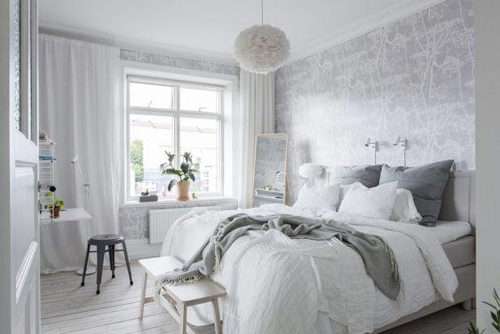 dormitorio moderno tonos neutros