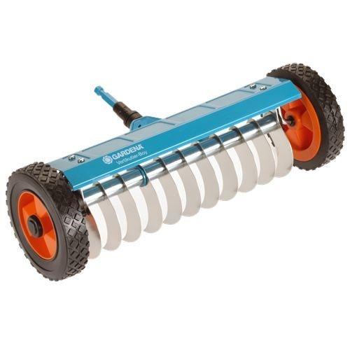 Escarificador con ruedas