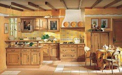 Estilo decoracion rustico casa web for Mueble de algarrobo para living