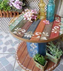 mesa para exterior reciclada muebles exterior economicos e1540333036936