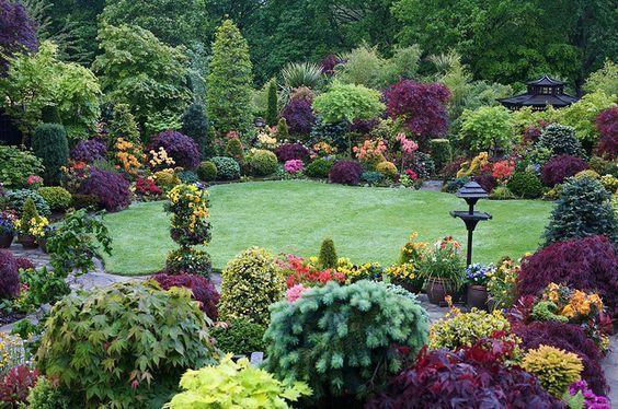 Paisajismo facil como obtener un jard n de bajo mantenimiento casa web - Como tener un jardin en casa ...