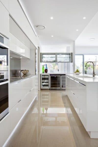 Qu elegir en pisos para su cocina casa web Pisos para cocinas fotos