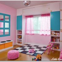 Cuarto de Juegos (Playroom) para Niñas   Casa Web