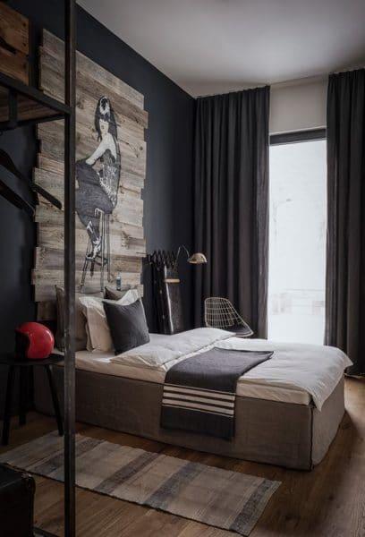 Gigantografías en tu dormitorio rutico