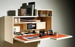 escritorio rebatible
