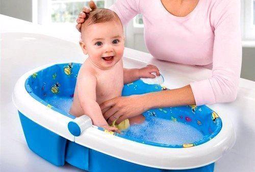 bañeras chicas para niños