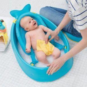 bañeras comodas para bebes