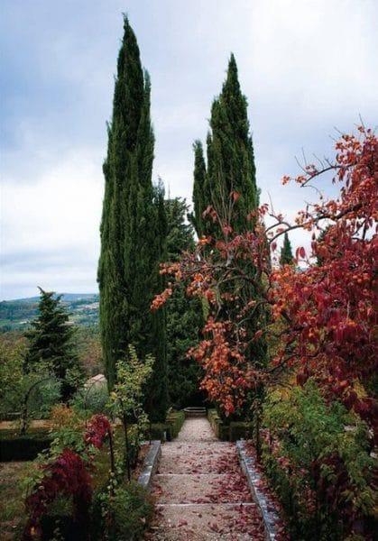 jardin estilo renacentista