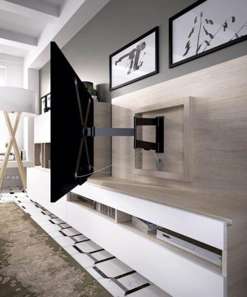 mueble para televisor movil