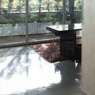 piso cemento alisado brilloso