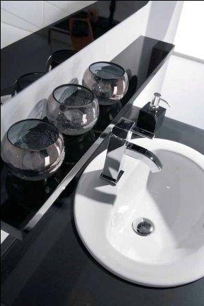 lavatorio moderno para el baño