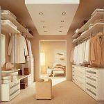 Walking Closet modernos minimalista