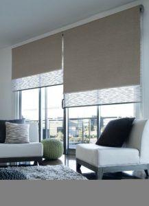 cotinas roller cortinas para sala minimalista