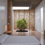 dormitorio estilo japones