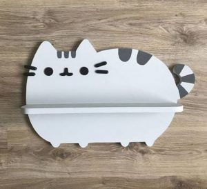 repisa infantil gato